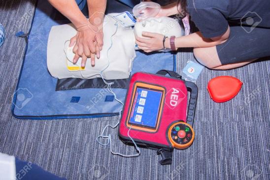 BLS HEALTH CARE PROVIDER AED